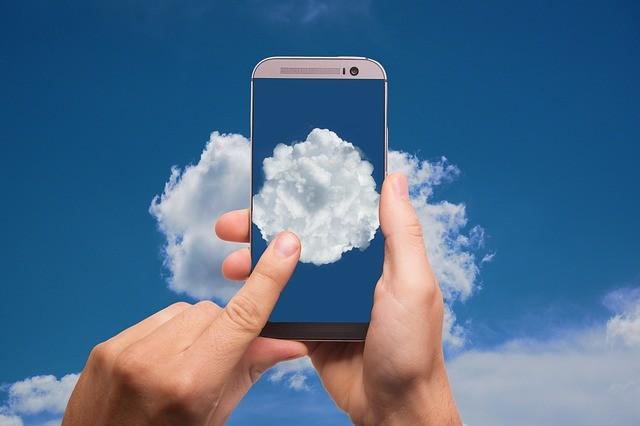 Pixabay Cloud Computer
