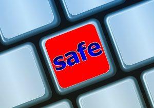 SAFE - keyboard key