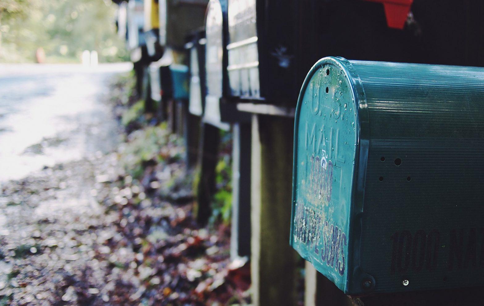 Pixabay - mailbox - outbound mail