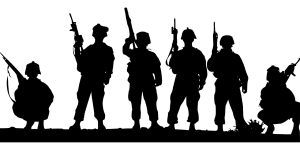 Pixabay - Brute Force - soldiers