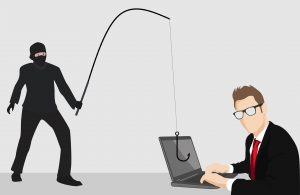 Pixabay - Credential theft - phishing