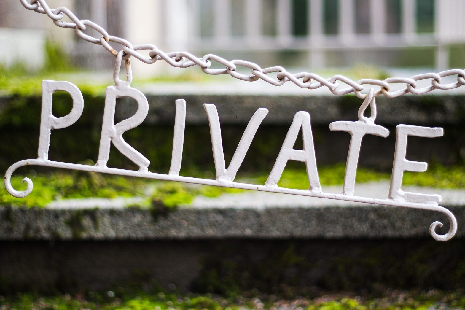 Private gate - keep your private information private