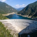 Dams are used to protect downstream towns from uncontrolled water flow. Firewalls do the same for protected systems.